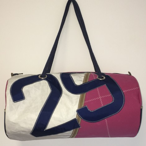 01 beau sac de sport MM 29 rose bocarre
