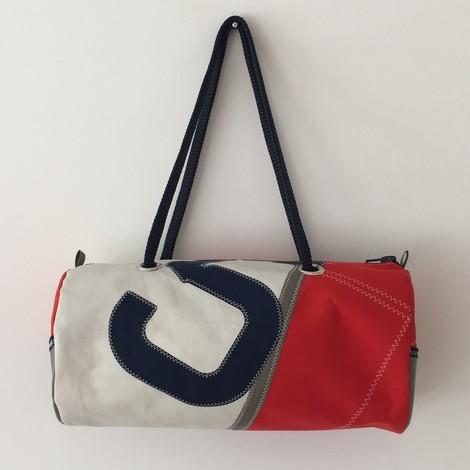 01 sac de sport PM rouge 5 bocarre
