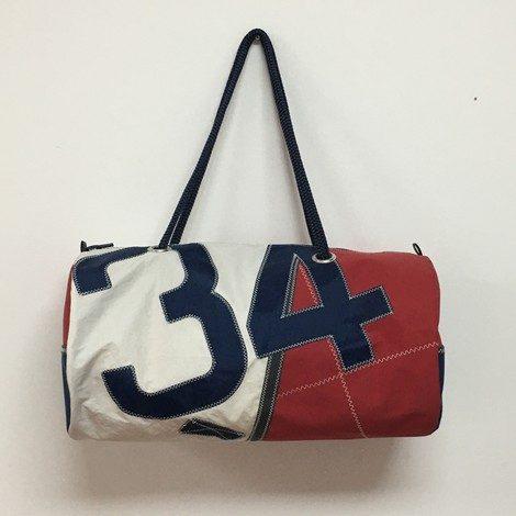 01 sac de sport rouge 34 bocarre