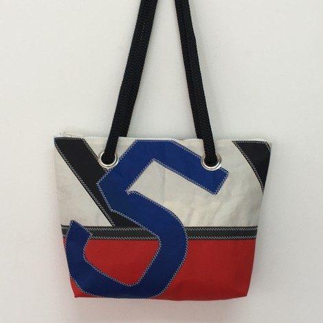 01 sac de ville PM orange 5 bleu roi bocarre