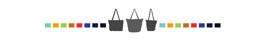 forme de sac et couleurs