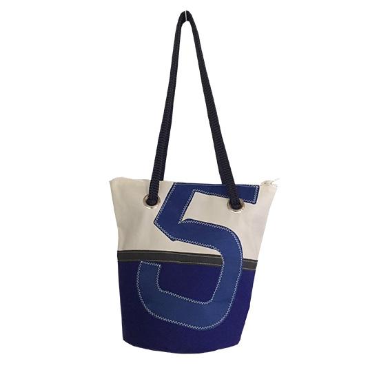 sac seau en voile de bateau recyclée