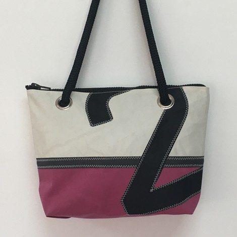 01 sac de ville rose 2 noir bocarre
