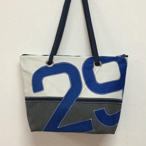01 sac de ville gris chiné 29 bocarre