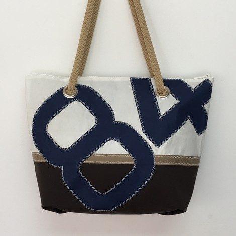 01 sac de ville GM chocolat 84 marine bocarre
