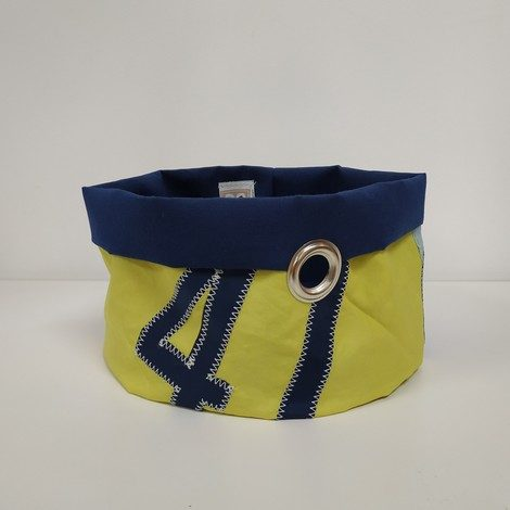 corbeille GM bleu et jaune 41 bleu marine 01