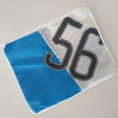 pochette ipas bleu ciel chiffre 56 gris 01