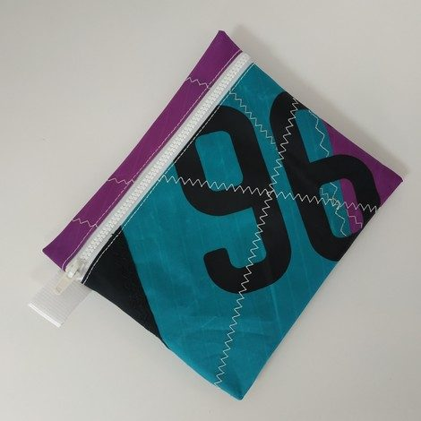 pochette maillot bain bleu vert 96 noir 01
