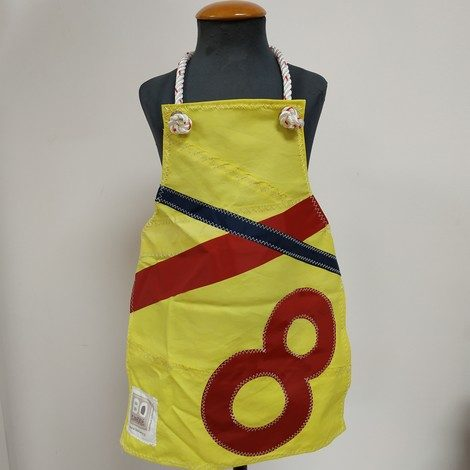 tablier enfant jaune 8 rouge 01