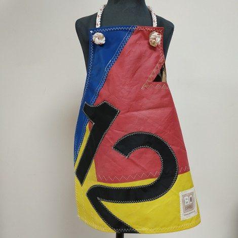 tablier enfant rouge bleu jaune 12 noir 01