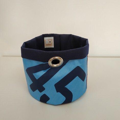 corbeille MM bleu 45 bleu marine