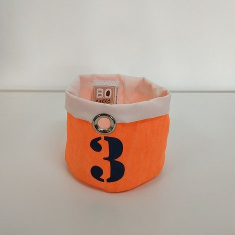 corbeille PM orange 3 bleu marine 01