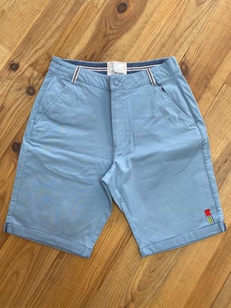 Bermuda Homme Mael Bleu 2